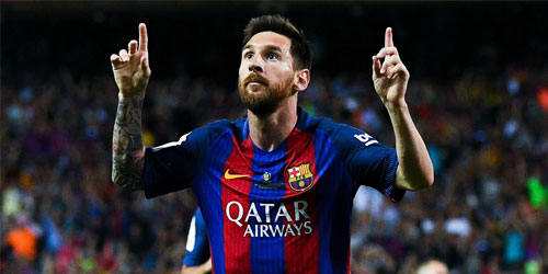 luong khung messi